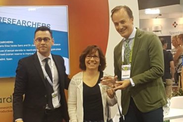 IVIRMA Investigators receive the prestigious Forward Grant Award