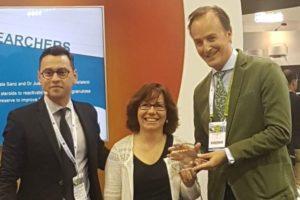 Los doctores de IVI Madrid galardonados con la beca Forward