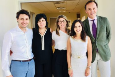 Dr. Nuria López is the latest example of how IVI promotes young talent