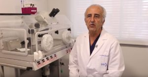 trasplante autólogo de células madre