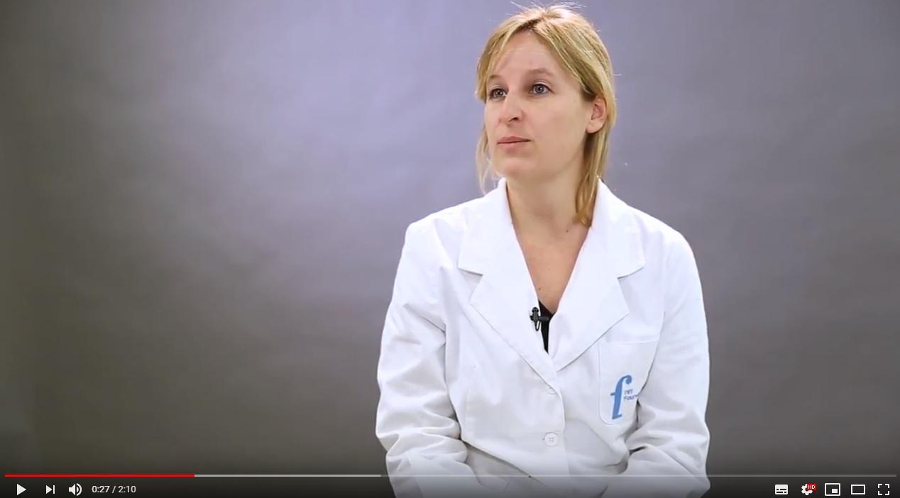 infusión de células madre humanas de la médula ósea